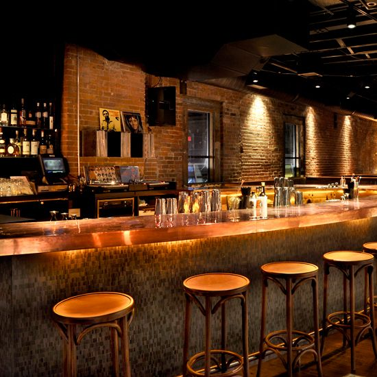 Speakeasy Bars: Brick & Mortar, Boston