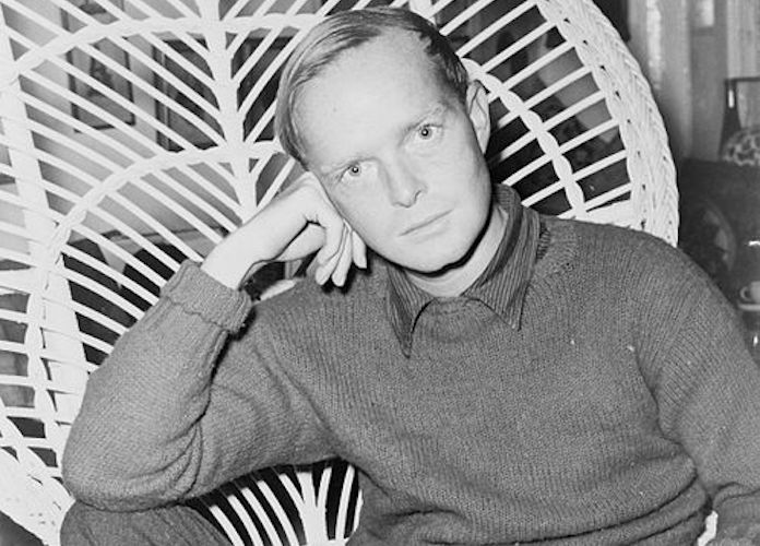 Truman Capote's Ashes Sell For More Than $40K