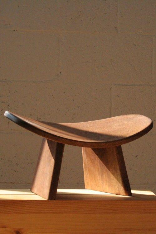 Ikuko meditation bench