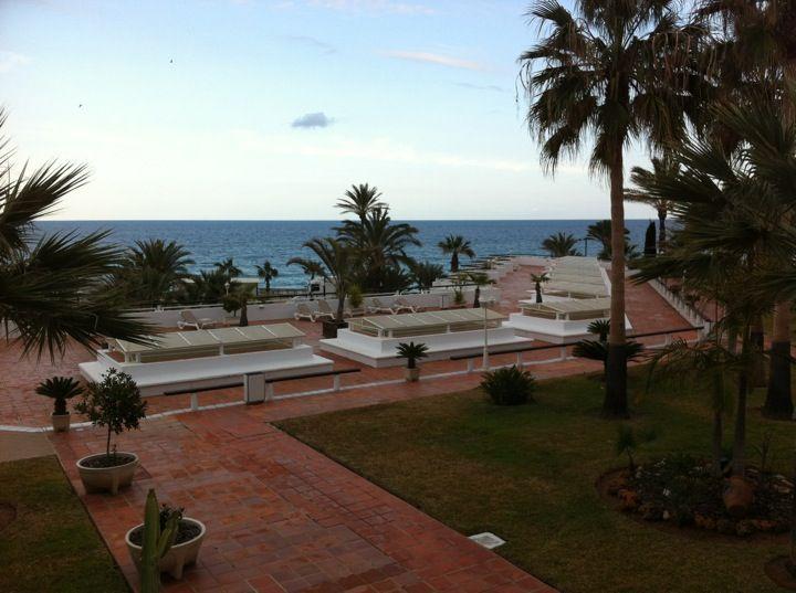 Parador hotel de mojacar en moj car andaluc a hotel for Hoteles con piscina climatizada en andalucia