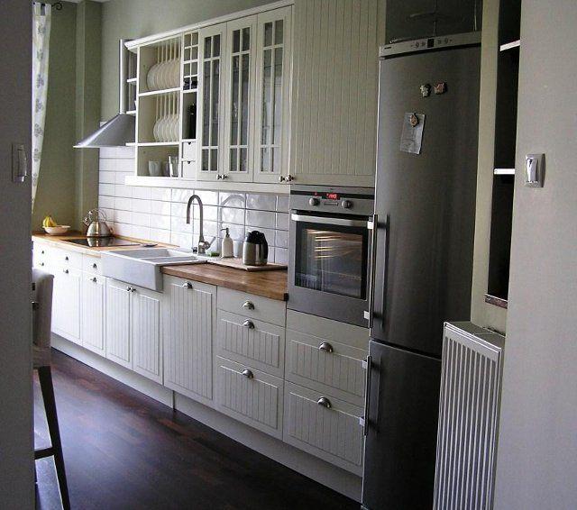 ikea stat kitchen love the cupboard doors bench top and sink kitchen pinterest door. Black Bedroom Furniture Sets. Home Design Ideas
