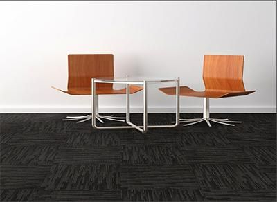 Versatile carpet tiles don't only look beautiful; they are also highly durable and practical