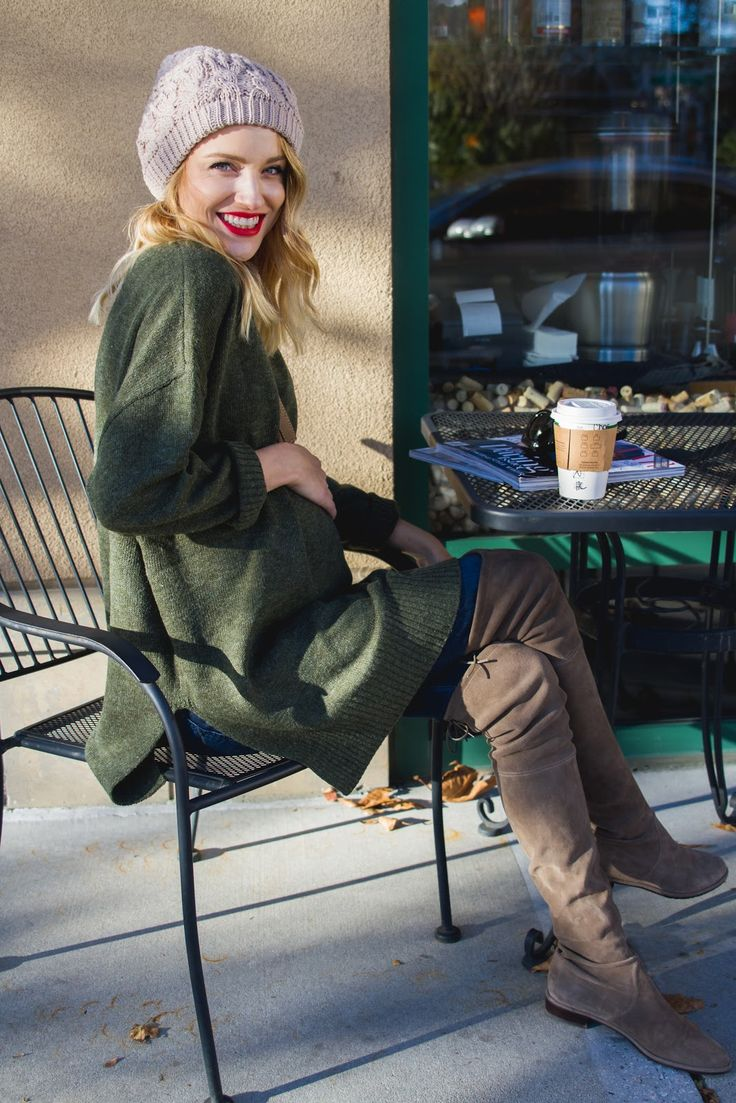 Little Blonde Book by Taylor Morgan   A Life and Style Blog : Beanie Weather