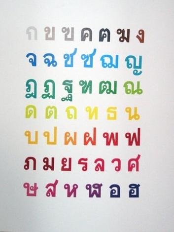 Best 25+ Thai alphabet ideas on Pinterest Learn thai, Learn thai - thai alphabet chart
