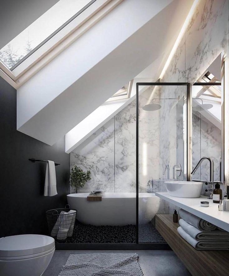 Ich liebe dieses Bad, wer sonst hätte das gerne als Badezimmer? Vi