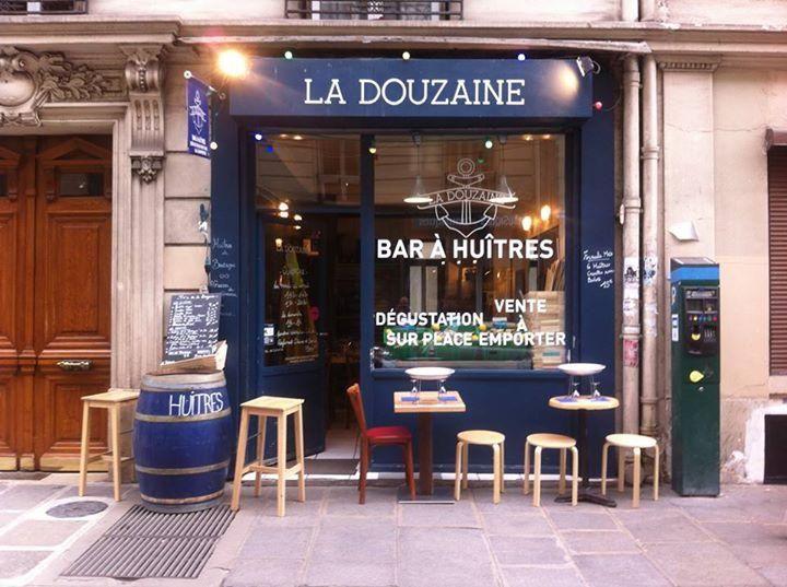 La Douzaine- Bar à huîtres - Paris, France
