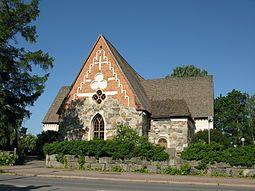 Pyhän Birgitan kirkko. Lempäälä jpg