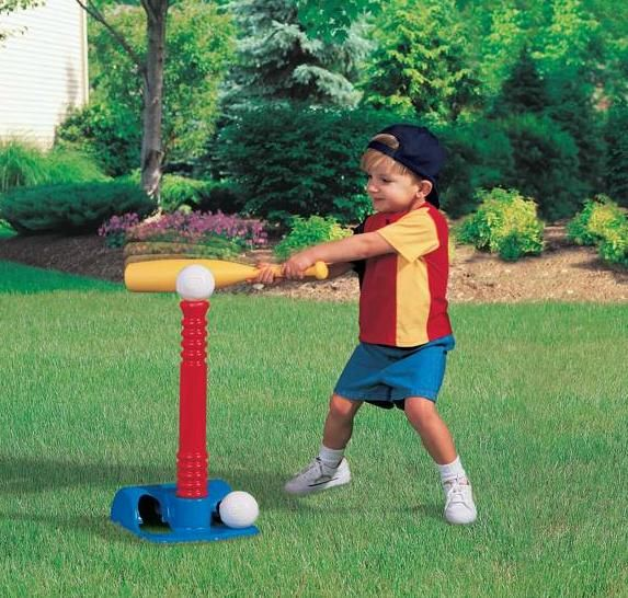 Little Tikes - TotSports T-Ball Set Shop Online - iQToys.co.nz