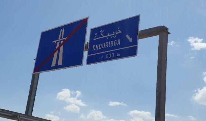 L'autoroute reliant les villes de Berrechid et khouribga est officiellement ouverte depuis jeudi dernier. D'une longueur de 77 kilomètres, cette nouvelle section fait partie de l'autoroute entre Berrechid et Beni Mellal, ouverte à la circulation en mai...