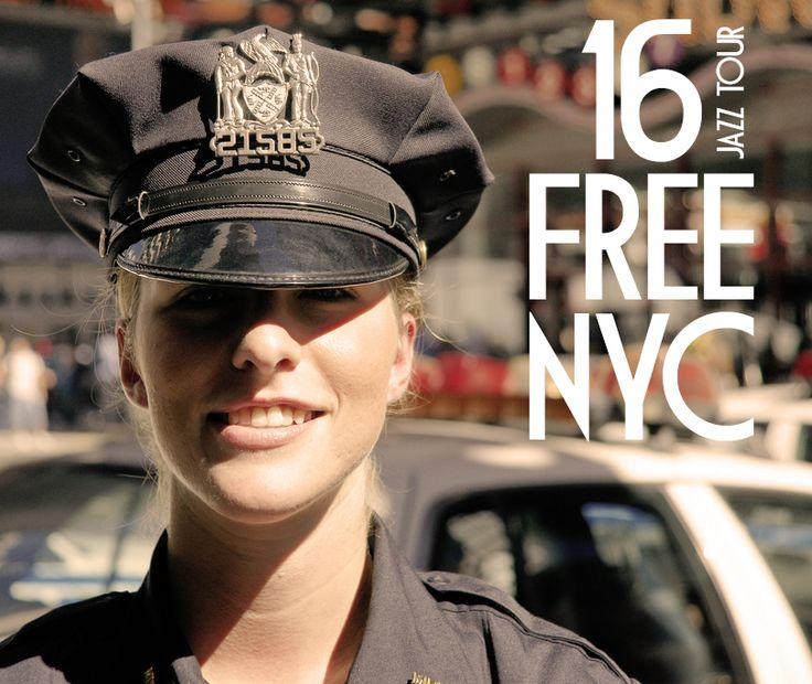 ТОП 16 бесплатных плюшек Нью-Йорка #NewYork