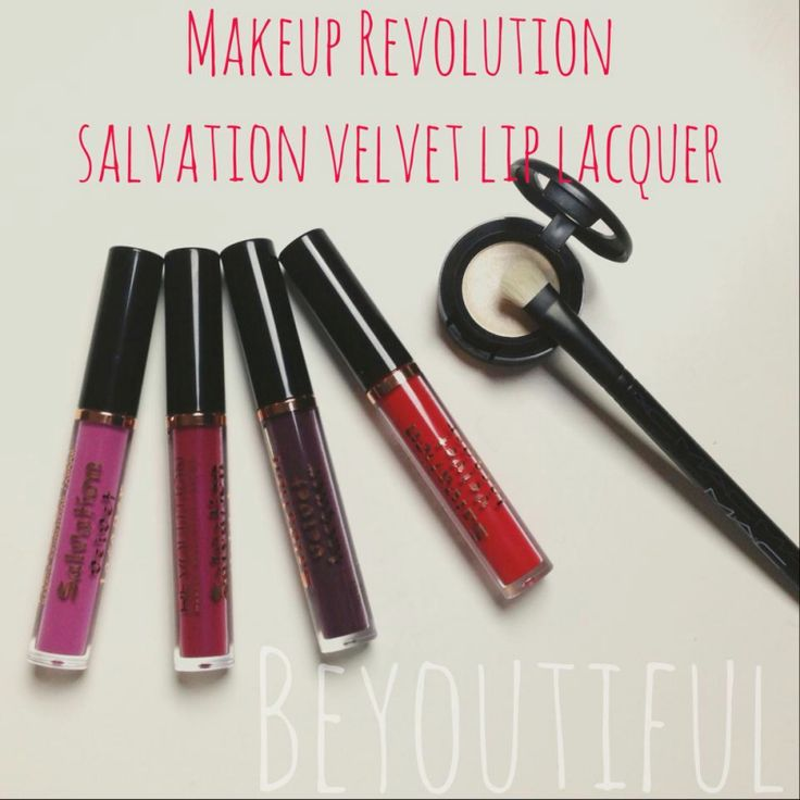 Velvetines by Makeup Revolution | Review and Swatches