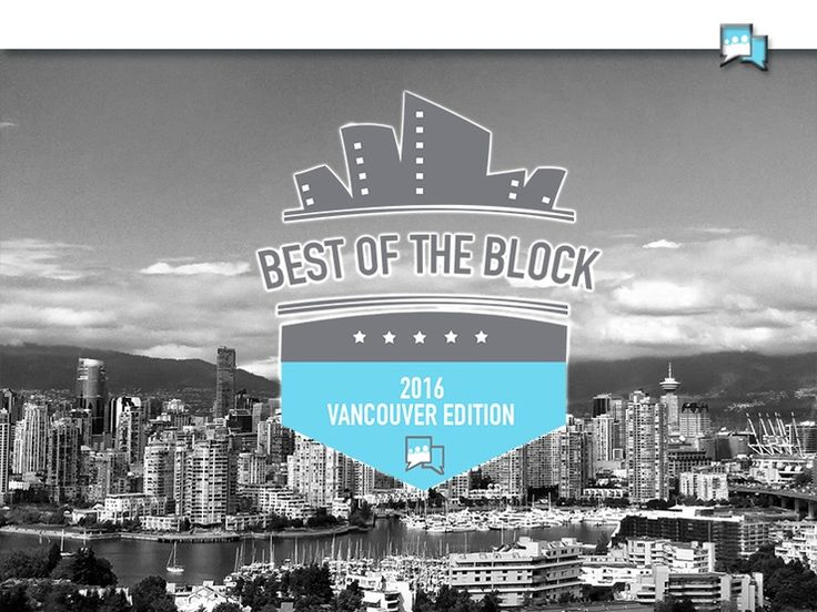 Attention Vancouver parents!  ChatterBlock is running our first ever Best of the Block Awards and wants you to be part of the party. Check out how you could WIN $100 by helping out other parents and writing a review.