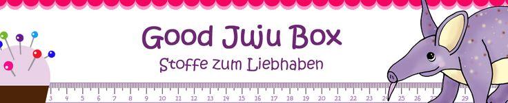 Good-Juju-Box - Stoff-Lager in der Industriestraße 35 in Gröbenzell