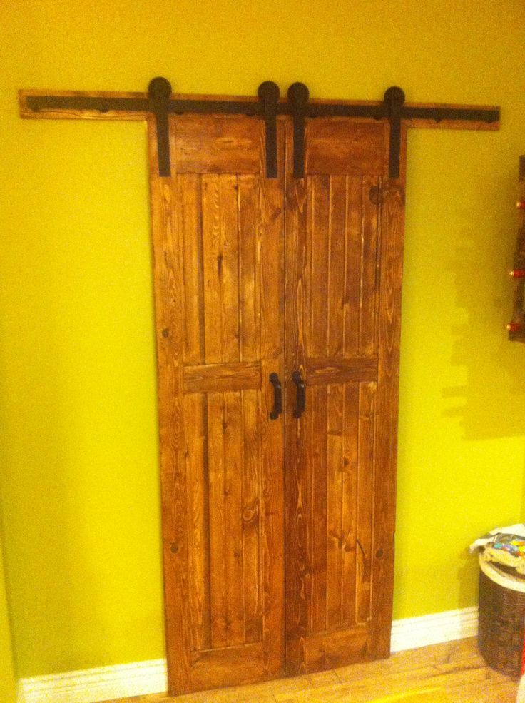 8 Best Images About Project Sliding Doors For My Pantry On Pinterest Sliding Barn Doors