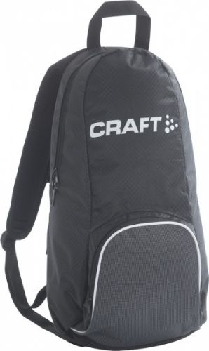 CRAFT NEW TRAIL BAG Lett og slank ryggsekk for sykkel ekskursjoner og utendørs aktiviteter. - Ergonomiske skulder stropper- Vanntette glidelåser- Størrelse: 1BL- Kvalitet: Oxford nylon Trykk: Ønsker du din logo på dette produktet? Be oss om pris på post@blatt.no