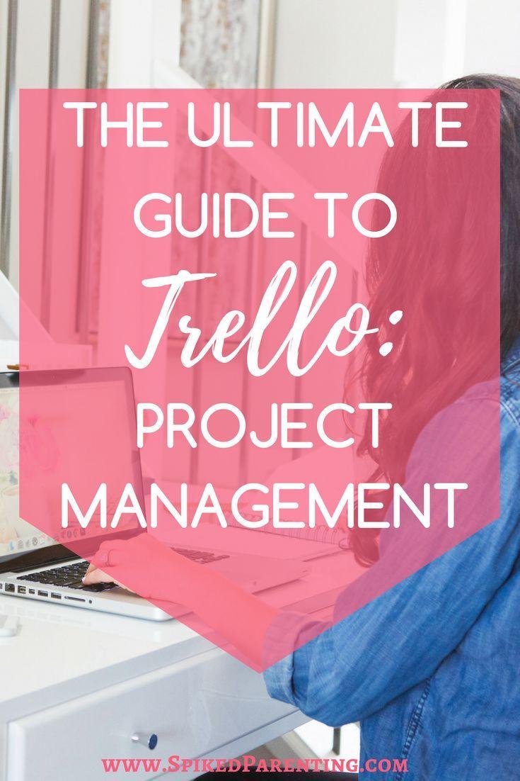 The Ultimate Guide to Trello | Project Management | Trello Project Management | Managing Projects With Trello