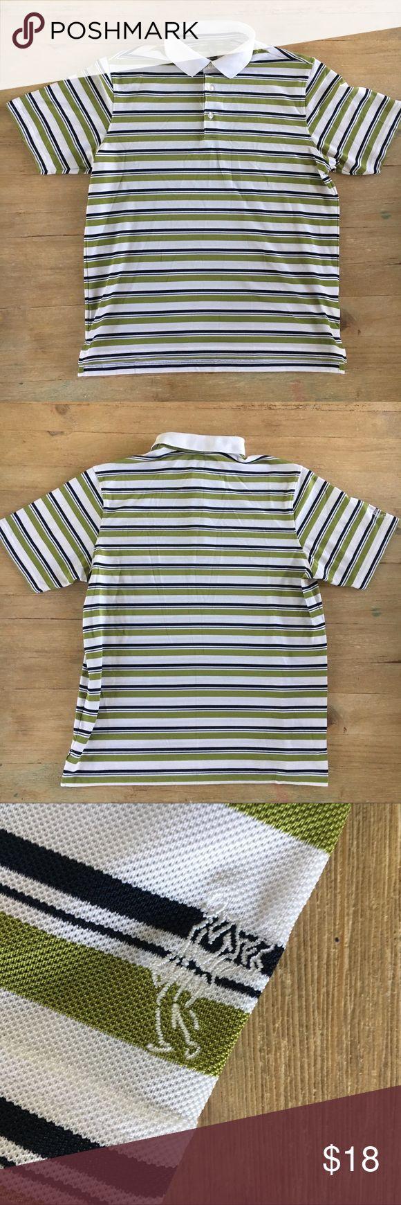 Ashworth Golf Shirt Men's Large Ashworth Golf Shirt Ashworth Shirts Polos