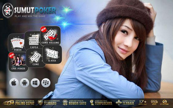 SumutPoker Situs Agen Judi Poker Online dan Domino QQ Terpercaya indonesia