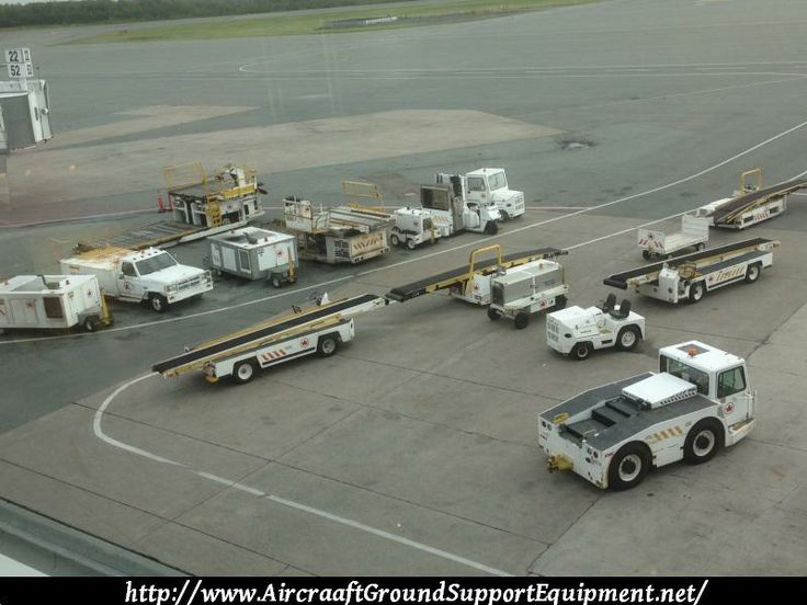 Find here the most important and most used #ground_support_equipments that are commonly used at every airport.  http://aircraftgroundsupportequipment.tumblr.com/MostUsedSupportEquipments