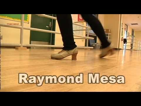 TAP DANCER SARAH REICH ON CHANNEL 22 - YouTube