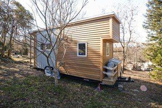 Микро-дом размером 2,5х6 м