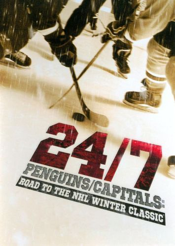 24/7 Penguins/Capitals: Road to the NHL Winter Classic [DVD] [2010]