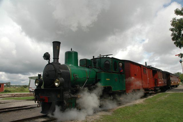THE GOTLAND HESSELBY RAILWAY IN DALHEM