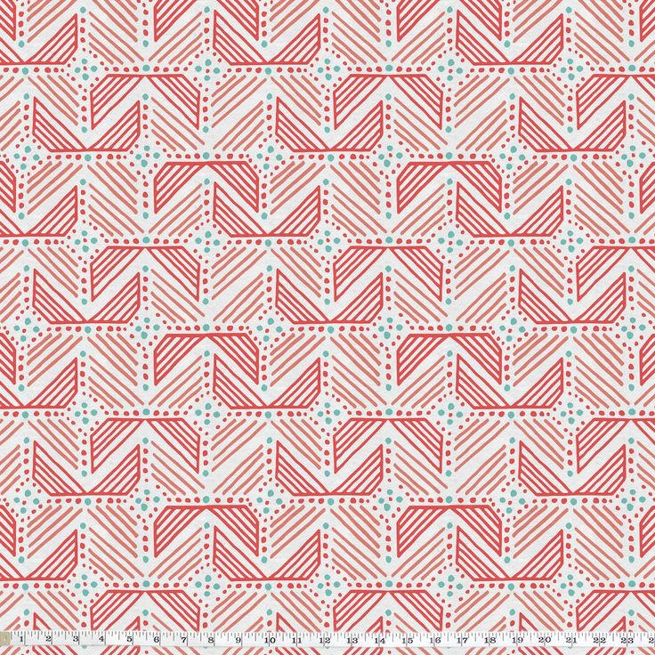 Guildery | Big Kite, Fabric by the Yard designed by @katjao #fabric #patternplay www.guildery.com