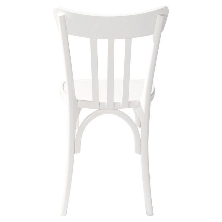 Oltre 25 fantastiche idee su Sedia legno bianca su Pinterest ...