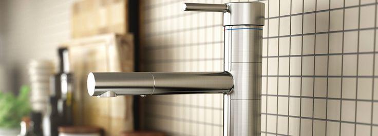 Oltre 25 fantastiche idee su rubinetti lavello cucina su - Ikea rubinetti cucina ...