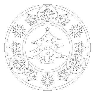 Mandalas-de-navidad