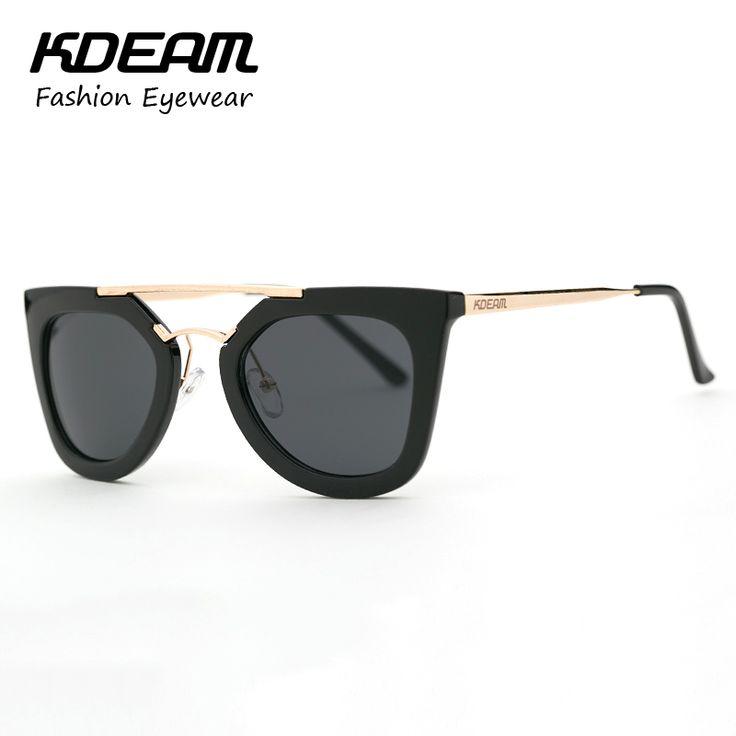 $7.99 (Buy here: https://alitems.com/g/1e8d114494ebda23ff8b16525dc3e8/?i=5&ulp=https%3A%2F%2Fwww.aliexpress.com%2Fitem%2FKDEAM-Eyewear-Vintage-Sunglasses-Women-Brand-designer-High-quality-Sun-Glasses-Metal-Temple-Cat-eye-Oculos%2F32675182806.html ) KDEAM Eyewear Vintage Sunglasses Women Brand designer High quality Sun Glasses Metal Temple Cat eye Oculos De Sol UV400 KD808  for just $7.99