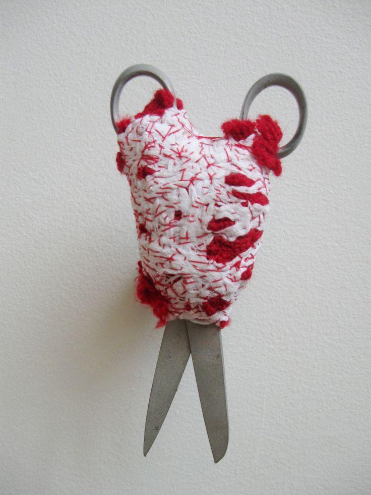 Carole Baillargeon - Textile, Sculpture, scénographie - SITE OFFICIEL
