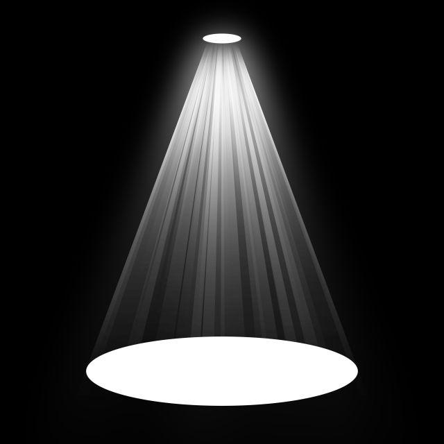 Light Spotlight Transparent Element Png And Psd Light Bokeh Lights Lights Background