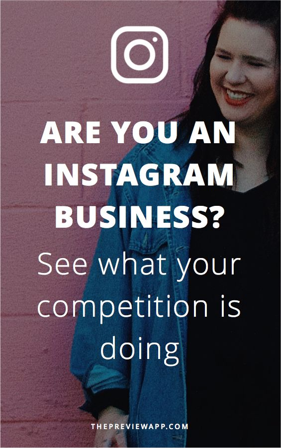 If you're a business and want to learn from successful Instagrammers, brands and competitors, check this app. Spy on ANY Instagram account.