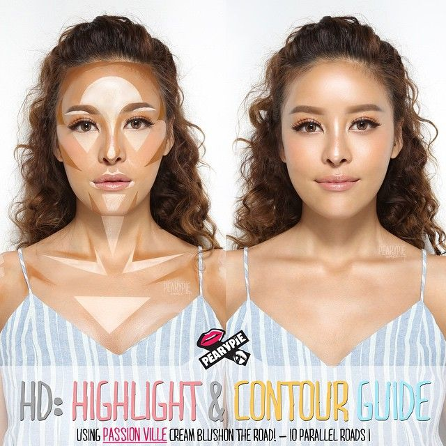 A lot of girls have been asking me for the highlight&contour guide, so here it is!! ✌ I mainly use this technique when I go to events, on stage, TV shows and some other places where it requires a lot of HD but you can also do this on your regular makeup basis too but try not to over do it! I'm using @passionville-cream blushon the road (10Parallel roads) it is very easy to use, It blends out the colour very well and it helps to bring out areas where I want to focus and even with the #shading…