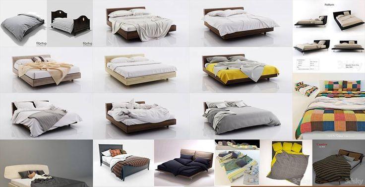 [Download] Sketchup 2015 3d model bed ~ Hallomars2