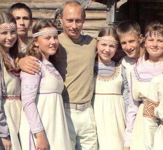 Владимир Путин (@putin_ww) | Твиттер