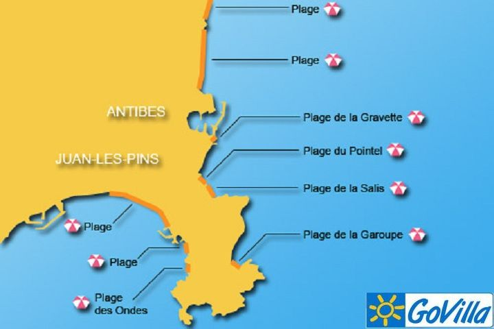 Bildergebnis Fur Juan Les Pins Strand Frankreich Ferienhaus Ferien