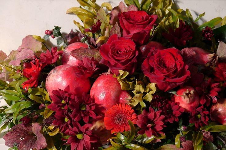 Composizioni fiori autunnali