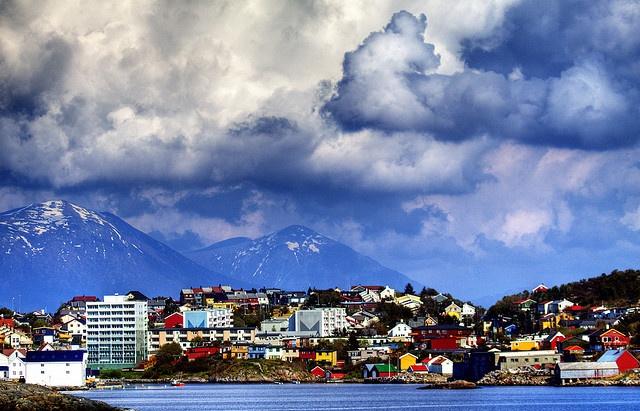 Kristiansund, Norway...looks AHHHmazingly beautiful