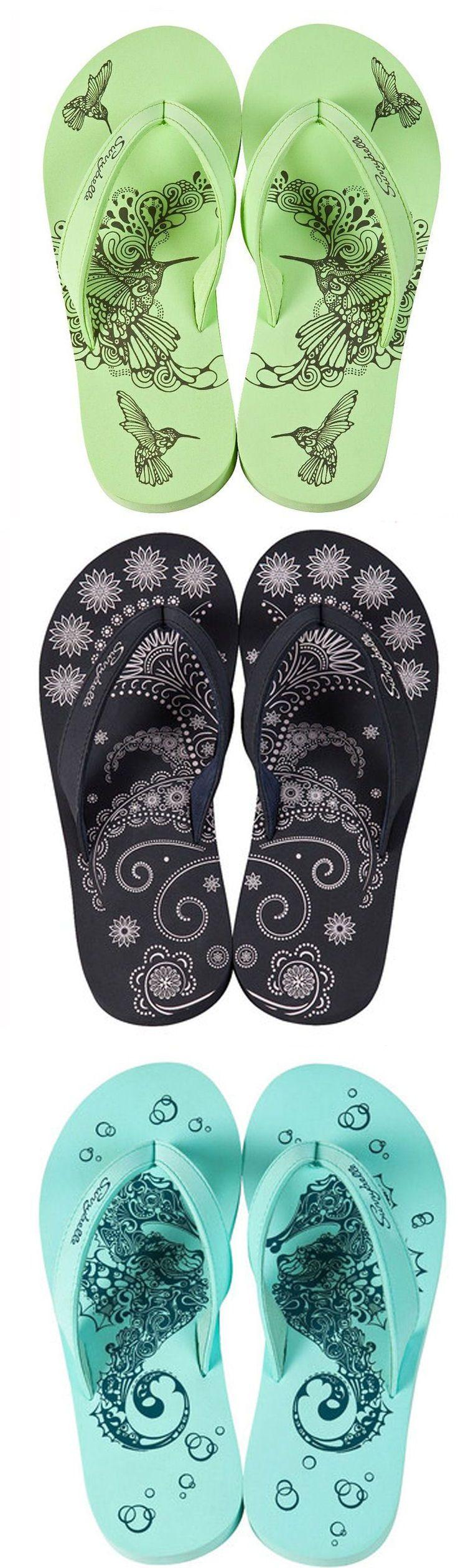 Sunnybelle Flip Flops ♡