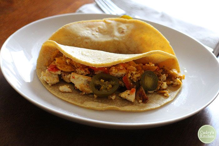 Mighty Migas + Adventures from the Taco Cleanse - Cadry's Kitchen