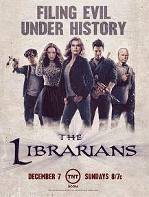 The Librarians (2014) Sezonul 1 Episodul 7 Online Subtitrat