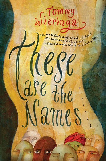 'These Are the Names' balances the mundane and the mysterious between two seemingly inharmonious stories without ever striking a discordant note.
