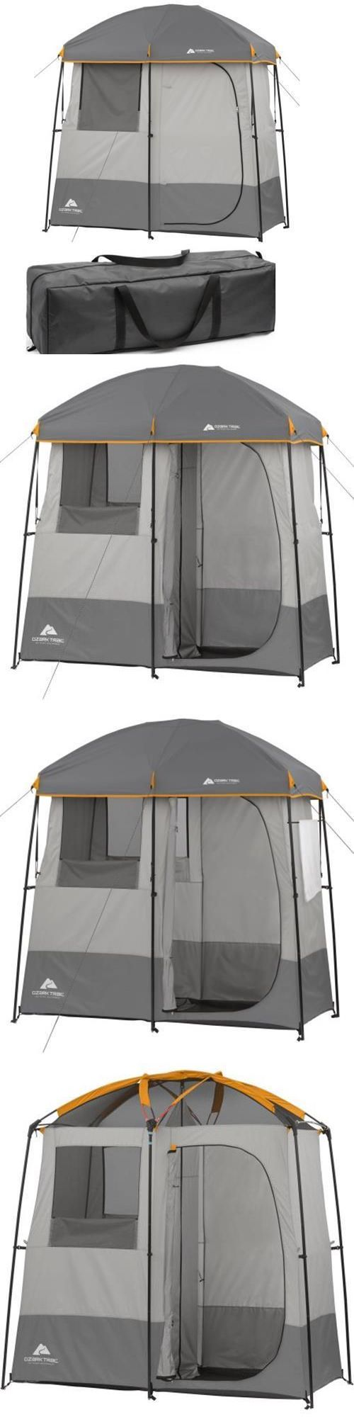 Tents 179010: Camping Shower Tent Outdoor Changing Room Privacy Pop Up Portable Toilet Tents -> BUY IT NOW ONLY: $79.95 on eBay! http://campingtentlover.com/best-camping-tent-review/