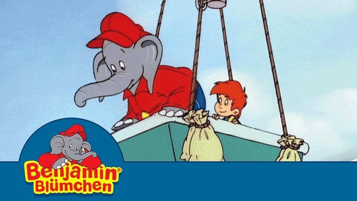 Benjamin Blümchen - Ballonfahrerlied MUSIK | ERSTE TV FOLGEN