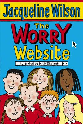 The Worry Website, Jacqueline Wilson got this on my iPod can't wait to read it !!!