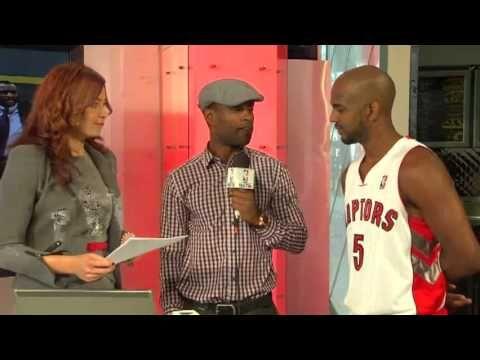 Raptors Media Day: John Lucas III