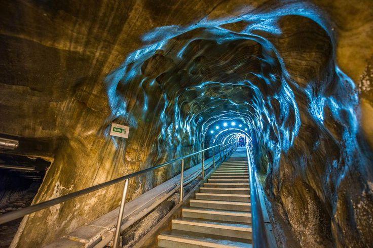 Salt mine of Praid, Romania